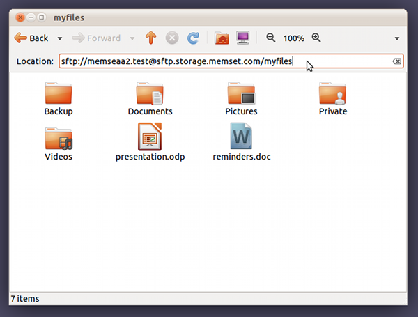 SFTP access in Ubuntu Linux | Documentation | Memset