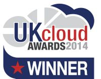 Winner UK Cloud Awards