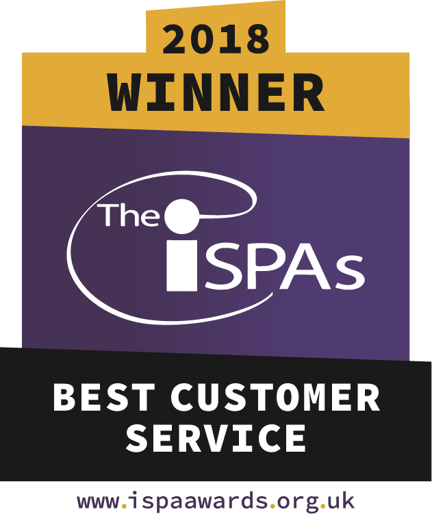 Memset won Best Customer Service at the ISPA awards 2018