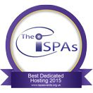 Memset win Dedicated hosting provider of the year at the ISPA awards 2015