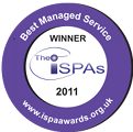 best-managed-service-ispa-award