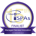 ISPA awards logo